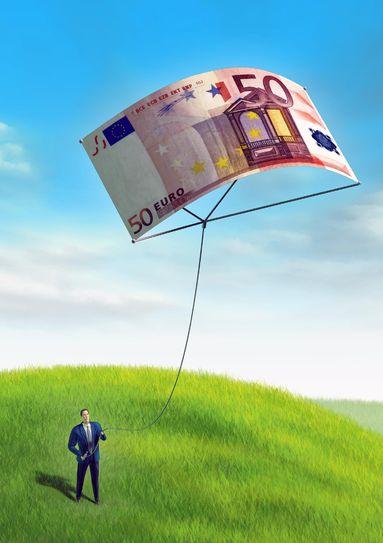Die Gehälter in der Immobilienwirtschaft befinden sich im Aufwind. Auch für das kommende Jahr sind die Aussichten positiv.