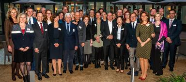 Die Auftaktveranstaltung für das Mentoringprogramm von Immoebs fand in Berlin statt.