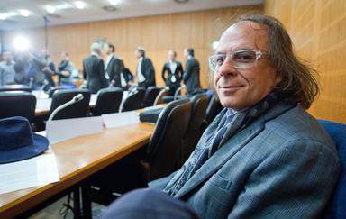 Die Cargo-City-Affäre wird Goldman zum Verhängnis und bringt ihm zwei Jahre und acht Monate Gefängnis ein, so das noch nicht rechtskräftige Urteil des Landgerichts Frankfurt.