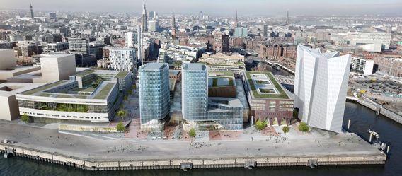 Bild: HafenCity Hamburg
