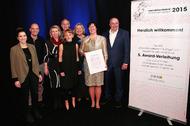 Immobilienwirtschaft Stuttgart verleiht ihren Award