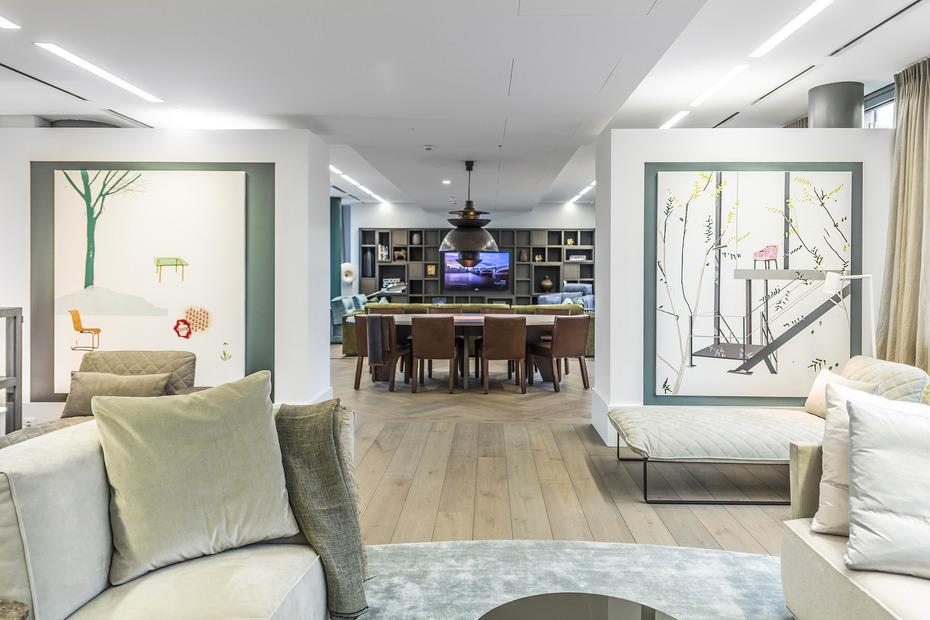 cadman eröffnet concept store in düsseldorf