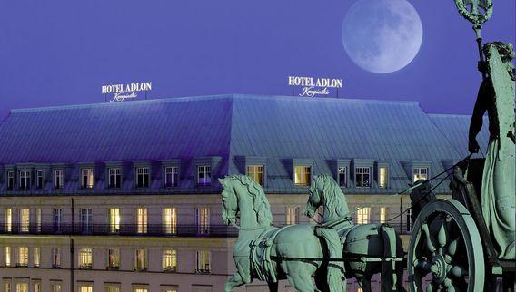 Bild: Hotel Adlon Kempinski.