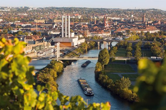 Bild: Congress-Tourismus-Würzburg / Fotograf: A. Bestle
