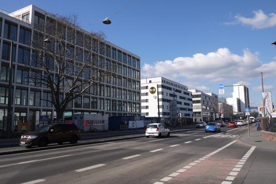 Projekt Büroimmobilie Schwalbacher Straße 26 28 Wiesbaden
