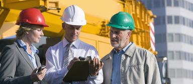 Der Bedarf an Bauleitern ist laut dem entsprechenden Skill-Index der Personalberatung Hays im Schlussquartal 2015 kräftig gestiegen.