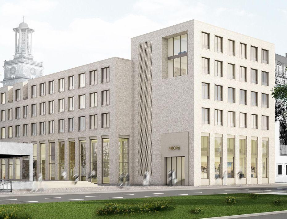 Baum baut ex vhs um - Rtw architekten ...