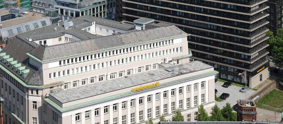Commerzbank Hypothekenzinsen