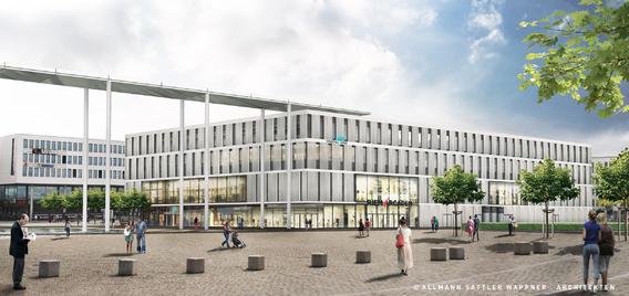 Bild: Allmann Sattler Wappner Architekten