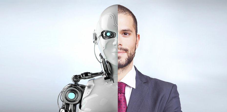 Menschmaschine