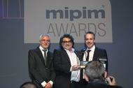 Düsseldorfer Papillon holt Mipim Award 2016