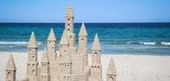 Geld wie Sand am Meer