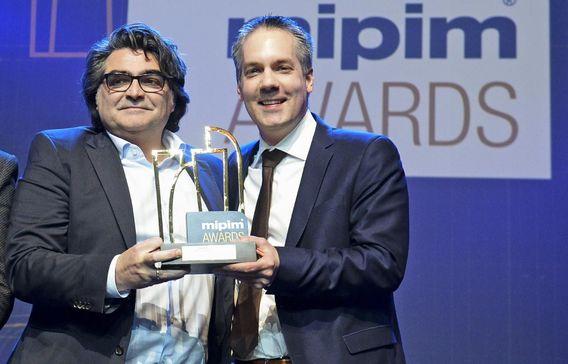 Düsseldorfer Papillon gewinnt Award