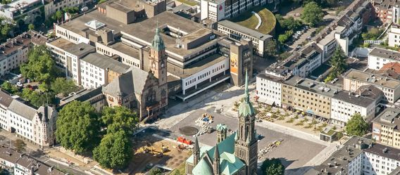 Karstadt-Experiment gelungen