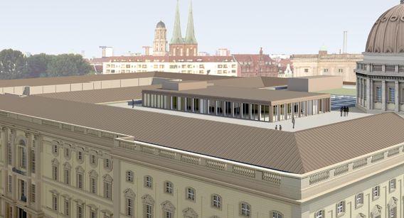 Bild: Stiftung Berliner Schloss - Humboldtforum