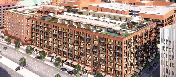 BMO Real Estate Partners hat im Rahmen eines Forward-Deals 152 Wohnungen im Überseequartier der Hamburger Hafencity gekauft. Bild: BMO