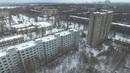 Mit der Drohne über Tschernobyl