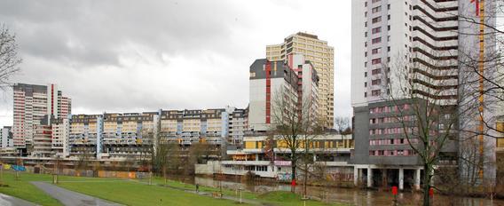 Überbau statt Teileigentum im Stadtquartier