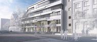 Deutschlandpremiere: Berliner Parkhaus wird zu Büros