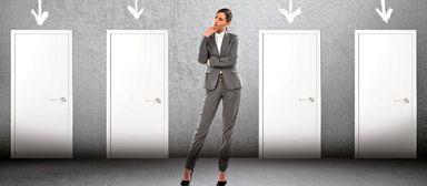 Bei der Wahl des Arbeitgebers werden viele Aspekte gegeneinander abgewogen.