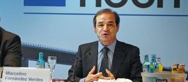 Hochtief-Chef Marcelino Fernández Verdes war 2015 der bestbezahlte Immobilienvorstand im MDax.