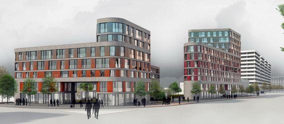 Bild: Homuth + Partner Architekten.