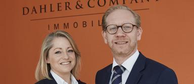 Astrid Fehnemann und Steffen Goda.