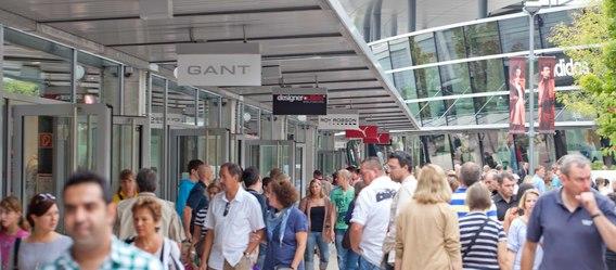 Bild: Designer Outlets Wolfsburg
