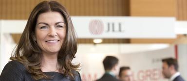 Izabela Danner, Personalchefin von JLL.