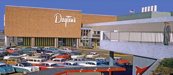 Das Leiden des Architekten an Einkaufszentren