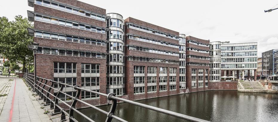 Hamburg b rohaus fleetbogen wird zu ruby hotel for Hippes hotel hamburg