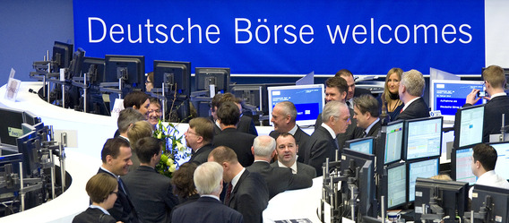 Bild: Deutsche Börse/M. Joppen