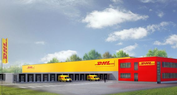 Bild: DHL
