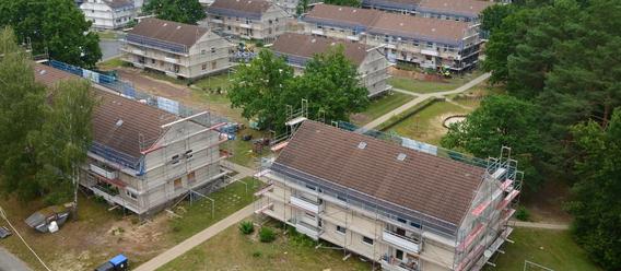 Capera verwaltet 462 Wohnungen der DGI