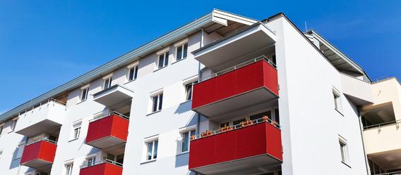 Umsatz mit Zinshäusern steigt auf 14,2 Mrd. Euro