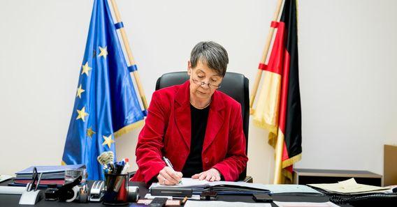 Bild: Bundesregierung/Sandra Steins
