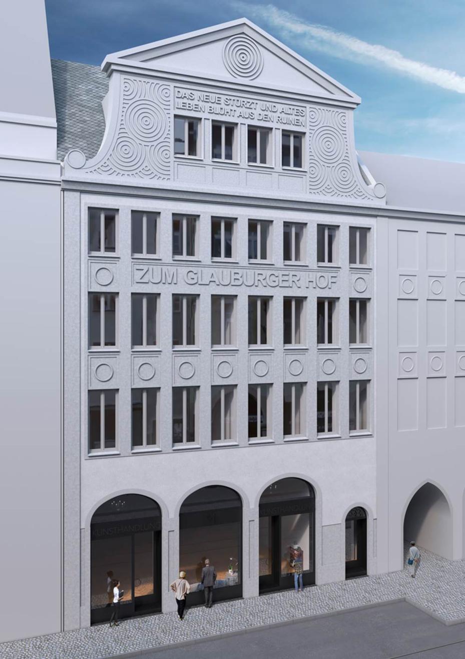aufwendige arbeiten f r altstadtbauten in frankfurt. Black Bedroom Furniture Sets. Home Design Ideas
