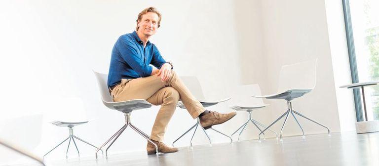 Gerhard List setzt seine Mitarbeiter via Karriereportal für die Kandidatenansprache an.