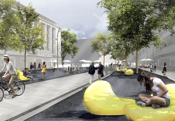 Das wird die neue Schadowstraße