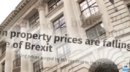 Londons Immobilienpreise fallen