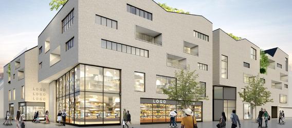 Esslingen: Parkplatz neben Karstadt soll 2017 bebaut werden