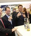Expo Real: Der Partyabend am Dienstag in den Messehallen