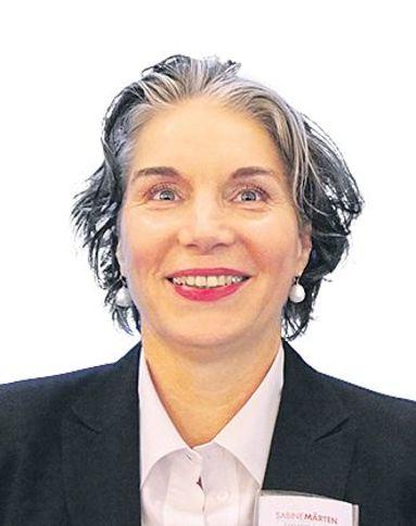 Personalberaterin Sabine Märten.