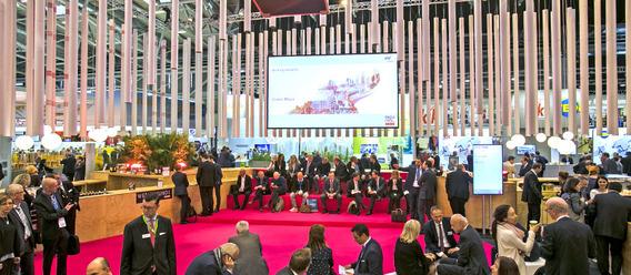 Expo Real bilanziert 1,9% mehr Teilnehmer