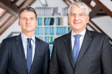 Thomas Müller und Stefan Müller-Schleipen.
