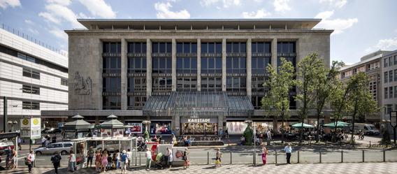 Düsseldorf: CBRE kauft zwei Karstadt-Objekte