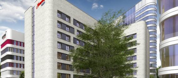 Hilton lässt Hotel am Frankfurter Flughafen bauen