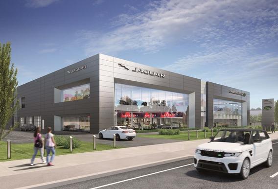 Bild: Jaguar Land Rover