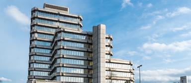 Vonovia hat Mitarbeiter aus Bochum, Essen und Mülheim im Sommer 2016 im neuen Kundenservice-Standort in Duisburg zusammengezogen. Die 650 Mitarbeiter haben ihre Arbeitsplätze im Gebäude Silberpalais am Hauptbahnhof.