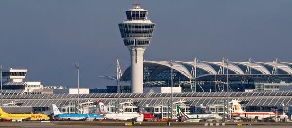 Bild: Flughafen München GmbH/Werner Hennies